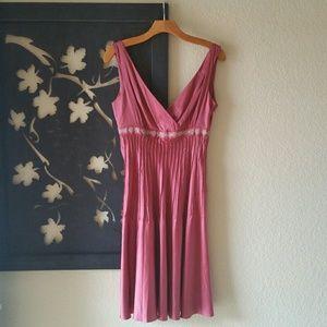 🌎 Antonio Melani Silk dress